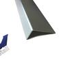 Versandmetall Hoekprofiel Aluminium ongelijke gezet 90° lengten tot 2000 mm