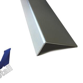Versandmetall Aluminiumwinkel ungleichschenkelig 90° gekantet bis Länge 2500 mm