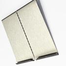 Versandmetall Connecteur d'angle Bords de pelouse robustes en acier inoxydable 130-250mm