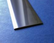 Afdeklijsten voegafdichting van roestvrij staal