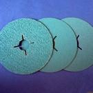 5 stuks slijpschijven fiberschijfen 115 mm (roestvrij staal)