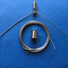 Suspension de câble d'installation rapide pendule en Y