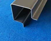 Hoekprofielen, hoek rails, roestvrij staal