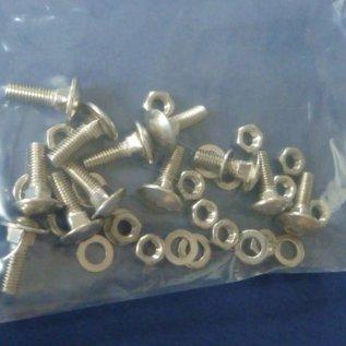 Versandmetall Accessoires de drainage en acier inoxydable pour le drainage des surfaces