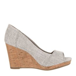 TOMS Stella Wedge Woven Drizzle