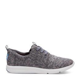 TOMS Del Rey Sneaker Washed Denim