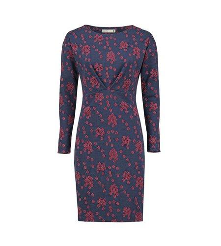 Le Pep Dress Duci Blue