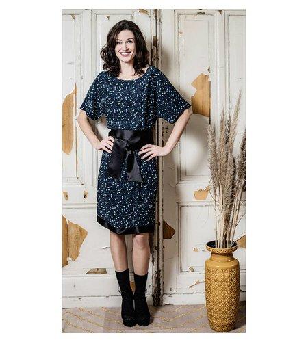Le Pep Dress Dae Black