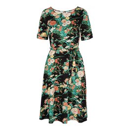 King Louie Betty Dress Belleflower