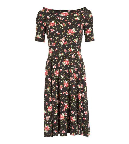 Blutsgeschwister Deetas Dolce Vita Dress French Fleur