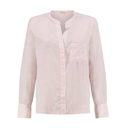 Bella Dahl Slouchy Button Back Shirt
