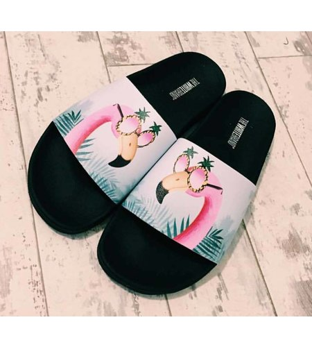 TheWhiteBrand Flamingo Multi