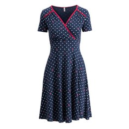 Blutsgeschwister Polka Lady Saloon Dress 1