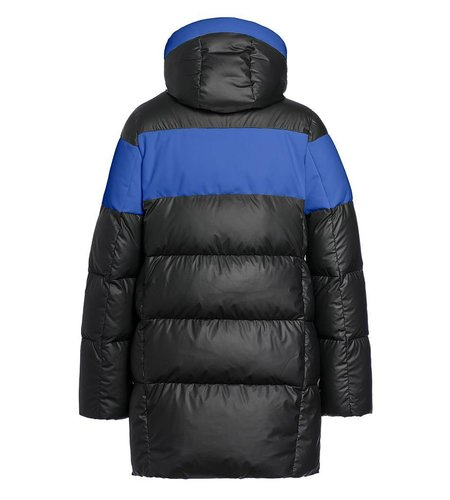 Goldbergh Grande Coat Ultra Marine Black