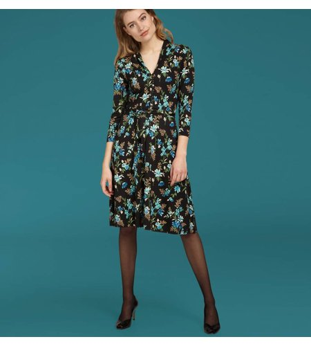 King Louie Emmy Dress Rossville Black