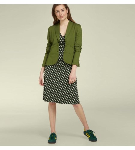 King Louie Cross Dress Oddity Avar Green