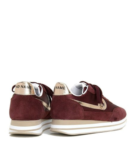 No Name Eden Jogger Burgundy