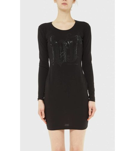 Versace Jeans Dress Gothic Black