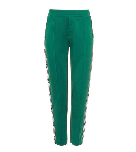 Zoe Karssen Big In Japan Sweatpants Antique Green