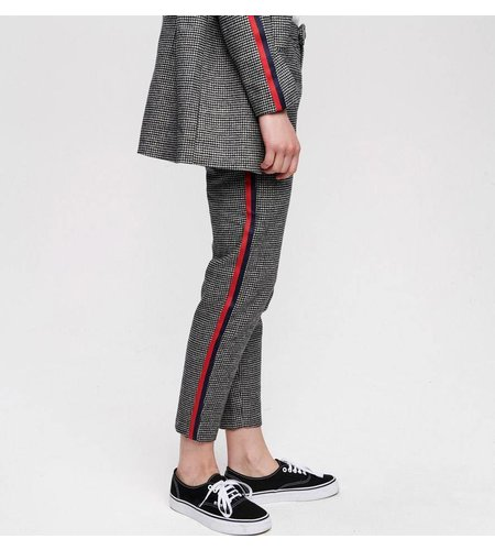 Zoe Karssen Tracksuit Stripe Pant Moonless Night