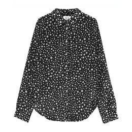Zoe Karssen Stars All Over Loose Fit Shirt