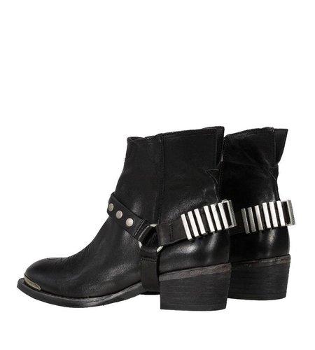 Goosecraft Janis Zipper Straps Black