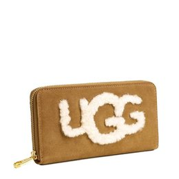 UGG Honey Zip Around Wallet Sheep