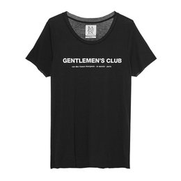 Zoe Karssen Gentlemens Club Loose Fit T-Shirt