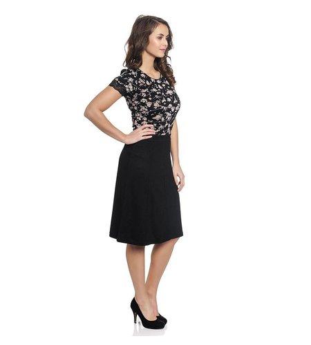 Vive Maria Tiffany Skirt Black