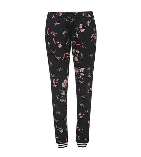 Vive Maria Cosy Flower Pants Black