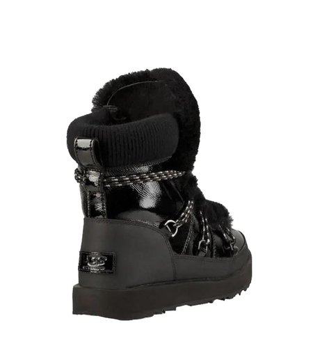 UGG Highland Waterproof Black
