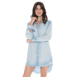 Bella Dahl Frayed Edge Hipster Dress