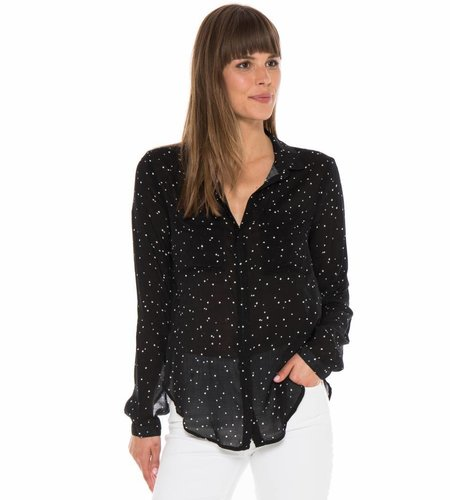 Bella Dahl Hipster Shirt Black