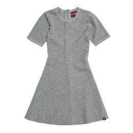 Superdry Lexi Fit And Flare Knit Dress