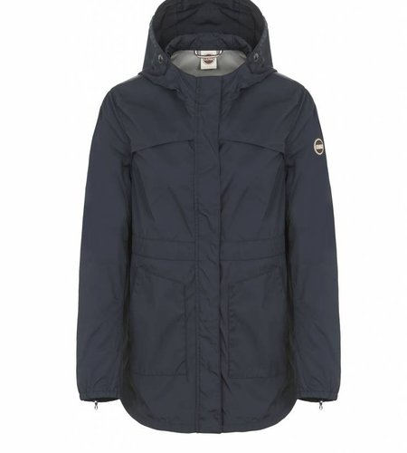 Colmar Parka With Fixed Hood Navy Blue