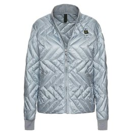Blauer Maya Women's Zig Zag Down Jacket