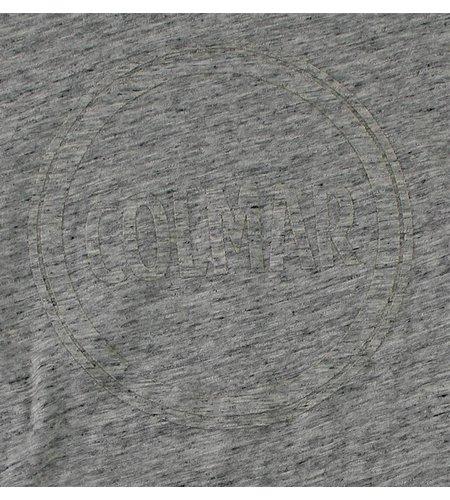 Colmar Solid Color T-shirt Grey Melange