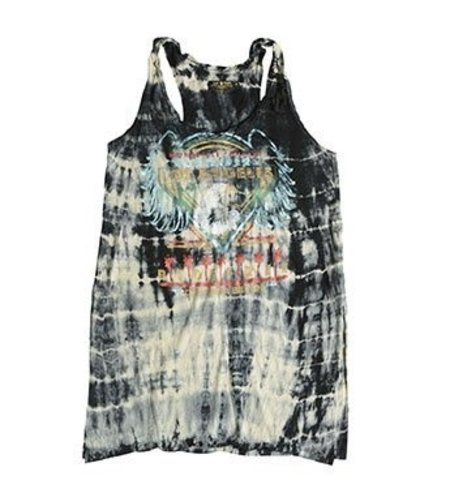 Rude Riders Tank Daytona Beach Dark Grey