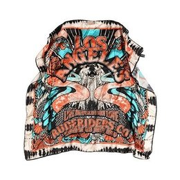 Rude Riders Tank Rock LA Custom Black