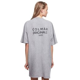 Colmar Solid Color T-Shirt Sakura Grey