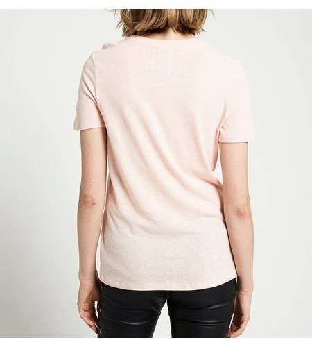 Zoe Karssen L'Amour T-Shirt Peach Whip