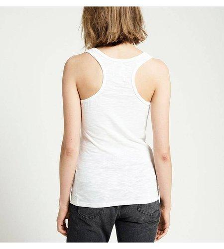 Zoe Karssen Lover Tank Optical White