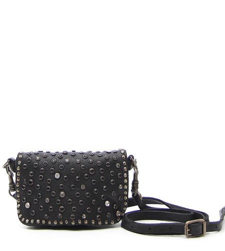 Campomaggi Multi Strass Pack with black rhinestones