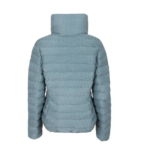 Colmar Down Jacket Given Grey Blue