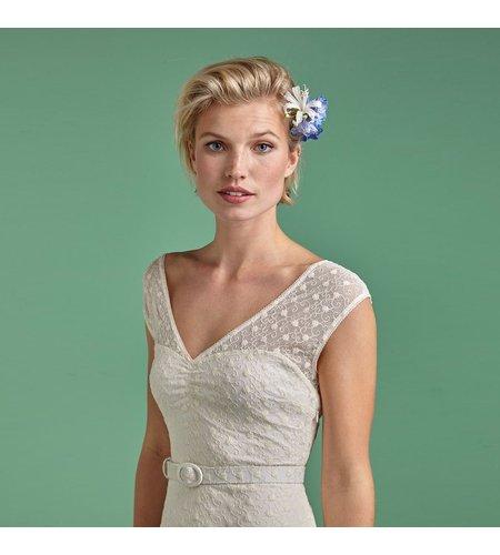 King Louie Ella Wedding Dress Romance Cream