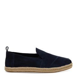 TOMS Deconstructed Alpargata Rope Suede