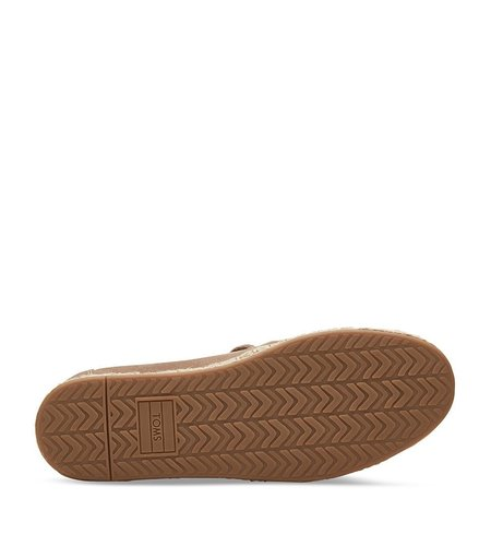 TOMS Deconstructed Alpargata Rope Taupe