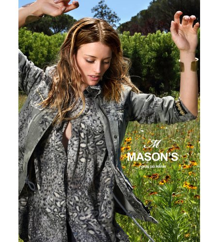 Mason's Paloma Sabbiachia