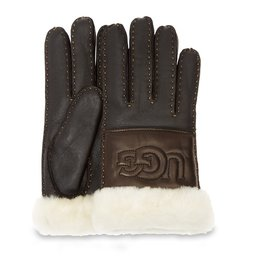 UGG Sheepskin Logo Glove