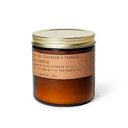 P.F. Candle Co. Candle & Co Teakwood Tobacco Large